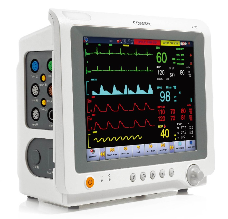 [21087] C50 Multi-parameter patient monitor Comen