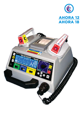 Monophasic 3850B Defibrillator Monitor